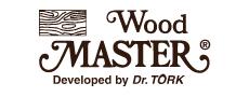 ウッドマスターブランドロゴ
